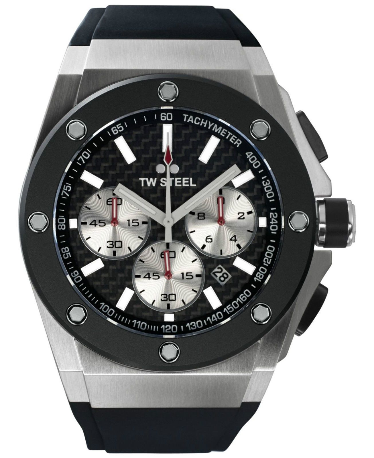 Tw Steel Ceo Tech David Coulthard Edition Chronograph